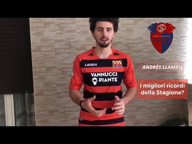 ORANGE Q&A: ANDRÈS LLAMAS