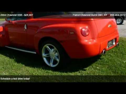 2004 Chevrolet Ssr Ls For Sale In Hopkinsville Ky 42240 Youtube