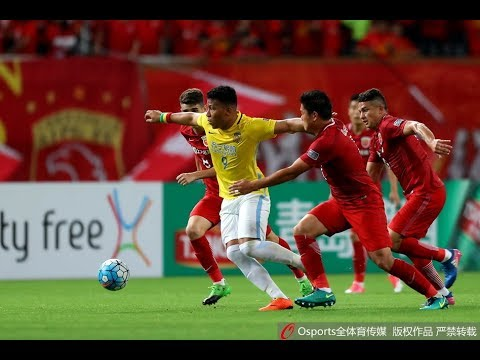 HIGHLIGHTS Shanghai SIPG vs Jiangsu Suning 上海上港vs江苏苏宁易购 | ACL 2017 Round of 16 1st Leg