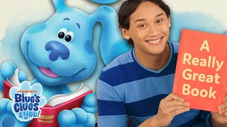 Learn to Spell & Skidoo w/ Josh & Blue! | Blue's Clues & You!