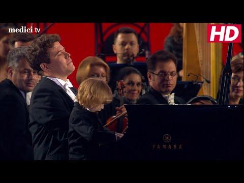 2018 World Cup Gala Concert  Denis Matsuev and Yelisey Mysin  Rachmaninov: Italian Polka