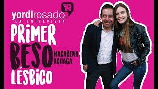 Macarena Achaga | La primera pareja lesbica de telenovelas en Mexico