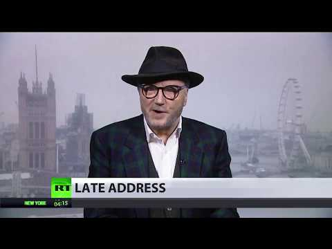 """Galloway: """"Not even a quarter of Brits supporting it before a shot is fired"""""""