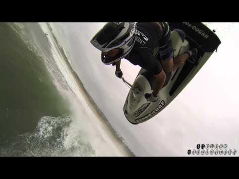James Rad Visser, Freeride Jetski Blaster - GoPro edit. Because backflipping a Stand-up is too easy.
