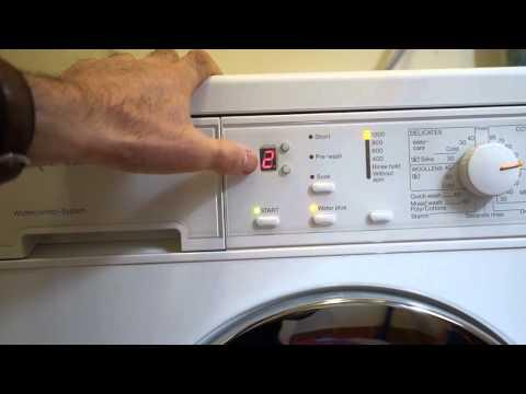 Washing machine timer demo - Arduino