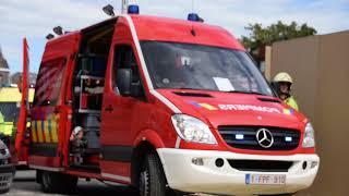 Portes Ouvertes Pompiers de Liège 2019 part 2