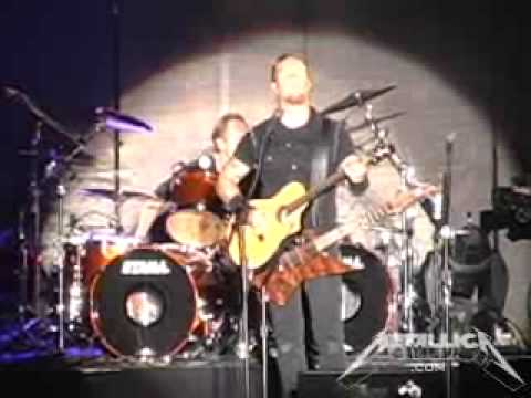 Metallica: The Unforgiven (MetOnTour - Hasselt, Belgium - 2008) Thumbnail image