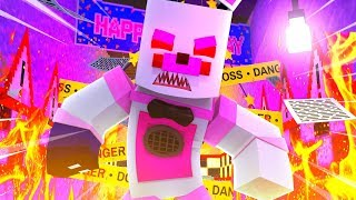 Funtime Freddy.EXE !!   Minecraft FNAF Roleplay