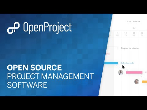 OpenProject - open source project management software