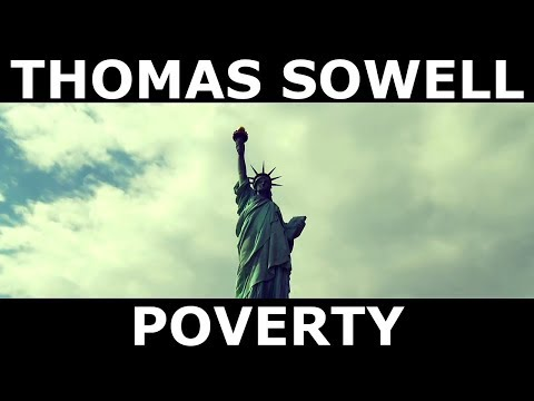Thomas Sowell | POVERTY