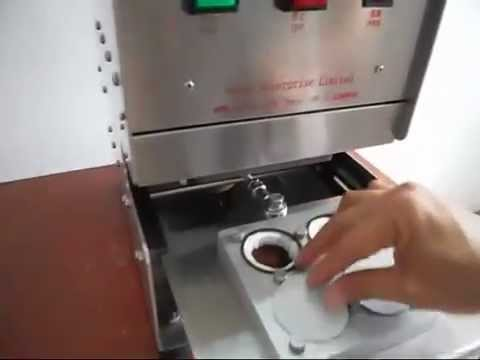 Auto Kcup Sealing Machine (SA-4)