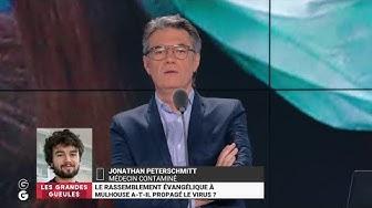 """""""Il n'y avait aucune alerte à ce moment!"""" J. Peterschmitt contaminé lors du rassemblement à Mulhouse"""