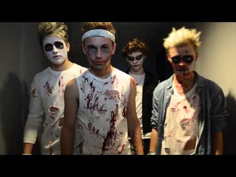 Michael Jackson - Thriller (Halloween Cover By The Tide)