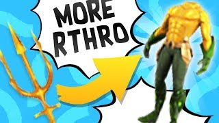 ROBLOX NEEDS MORE RTHRO... AQUAMAN EVENT!