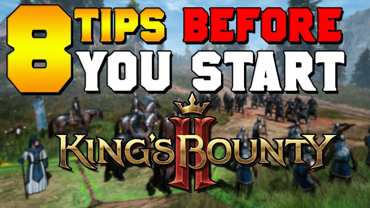 King  s Bounty 2: Explicación de las principales características del jugador