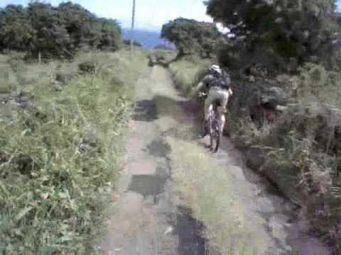 Kaupo Trail Road Descent, Maui, Hawaii