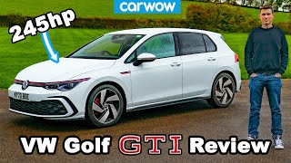 VW Golf GTI 2021 review  is the MK8 the best yet?
