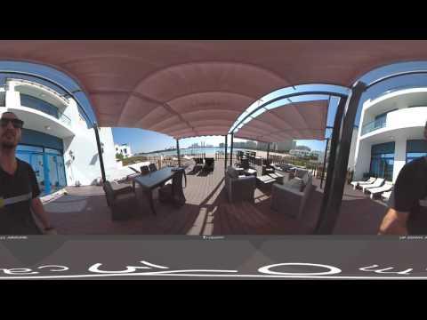 #360 experience in #Palm #Jumaira #Dubai
