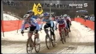 WK cyclocross 2005 - Sankt Wendel - Sven Nys