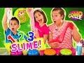 Download 1 2 3 SLIME con CÓMO SE HACE - Un Dos Tres SLIME con MARTA, LARA y NIKO