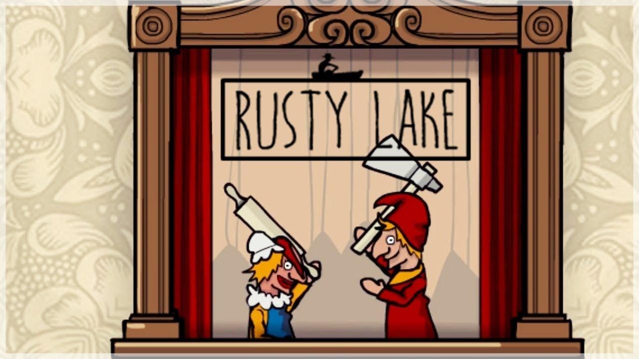 『銹湖:旅館』兒童不宜木偶劇 - YouTube