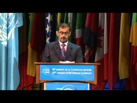 38th General Conference – 5 11 2015 General Policy Debate  United Arab Emirates