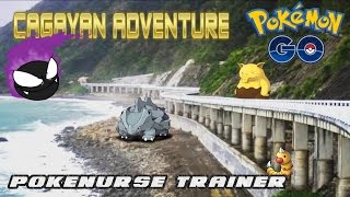 CAGAYAN ADVENTURE - Pokemon GO GAMING VLOG!!!!