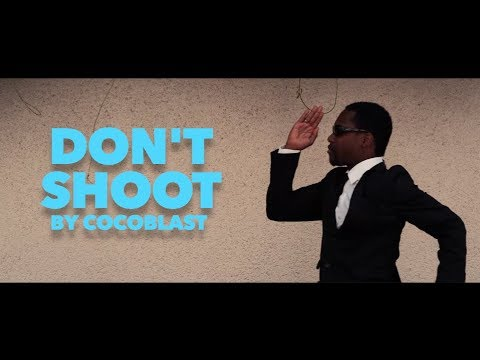 DON'T SHOOT by COCOBLAST / LIMITE-LIMITE