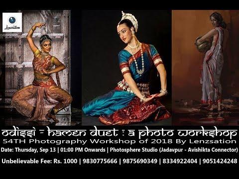 Odissi Dance Photography Workshop