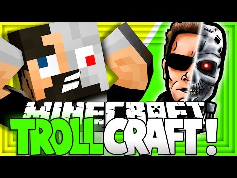 Minecraft: TROLL CRAFT |  ANDROIDS ARE BETTER!! [32]