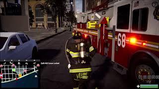 EmergeNYC New Fire House and Trucks!