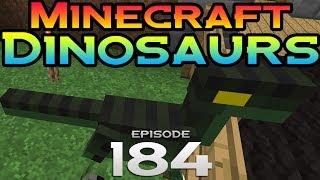 Minecraft Dinosaurs! - Episode 184 - New Dinosaurs!