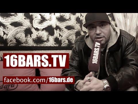 Interview: Chaker über Azad, Haftbefehl & sein kommendes Album (16BARS.TV)