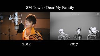 SM Town - Dear My Family (2012 - 2017)