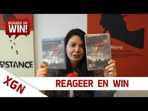 Reageer en Win - Toffe tv-series én er is een surprise!