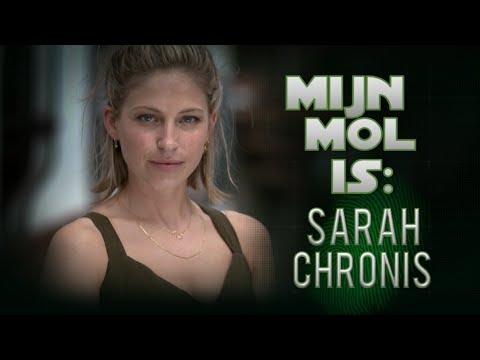 Mijn mol is Sarah Chronis - Wie is de Mol? 2019