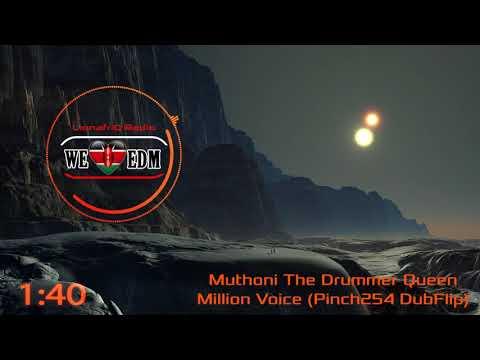 Muthoni Drummer Queen - Million Voice [Pinch254 Dub Flip]