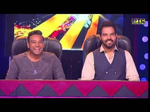 GURU RANDHAWA singing FASHION | LIVE | Voice Of Punjab Season 7 | PTC Punjabi