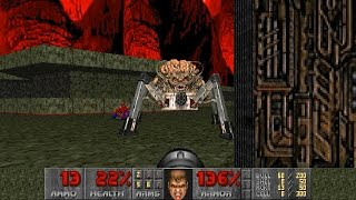 vuclip Doom 1 - Final Boss Spider Mastermind & Ending