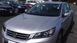 2014 Honda Accord LX for Michele and Don