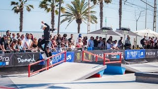 Monster Energy: 2016 SLS Nike SB Pro Open Badalona, Spain(Badalona, Spain is a Suburb of Barcelona. Located North of the city on the beach the Street League Pro Open at the Agora Skatepark returns bringing Spanish ..., 2016-05-30T16:25:16.000Z)
