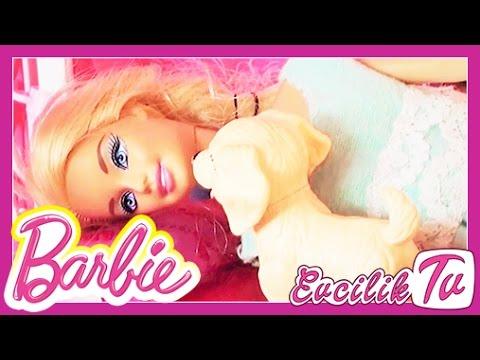 Barbie ve Köpeği | Evcilik Oyunları 1.Video | Barbie Türkçe İzle | Evcilik TV
