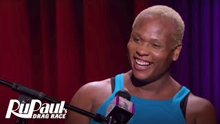 Peppermint Gets Real On Being a Trans Woman & Drag Queen | RuPaul's Drag Race Season 9 | VH1