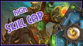 High skill cap deck | Combo priest | The Boomsday Project | Hearthstone