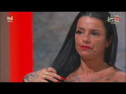 Andreia Leal sobre Pinto de Costa: «É um ser humano tão bonito» | Goucha