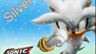 Silver The Hedgehog to unfitting music