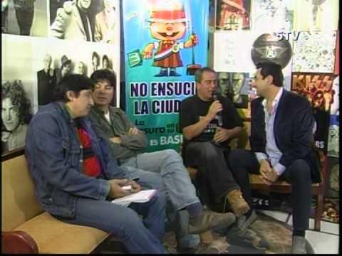 Programa La Maquina del Rock Canal Cultural Municipal 5TV y Geovany Rosero Original Classics