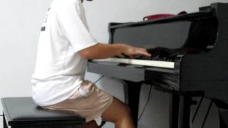 Piano cover of the full version of PRIDE by High and Mighty Color (...