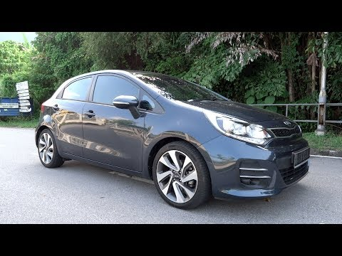 2016 Kia Rio 1.4 SX (5-door) Start-Up and Full Vehicle Tour