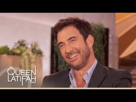 Dylan McDermott on The Queen Latifah